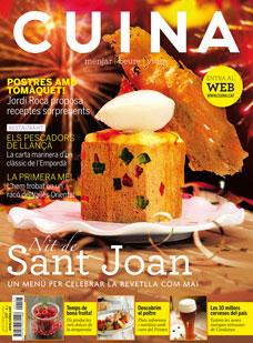 Nit de Sant Joan. Un menú per celebrar la revetlla com mai