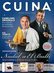 Nadal a El Bulli. Descobrim els seus nous plats