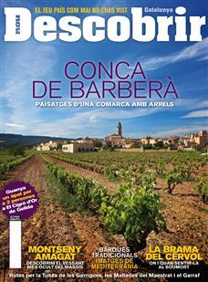 Conca de Barberà, paisatges d'una comarca amb arrels