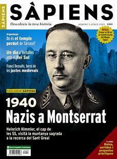 1940. Nazis a Montserrat