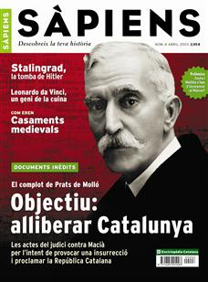 Objectiu: alliberar Catalunya