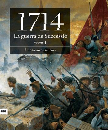 1714, La guerra de successió (3 Volums)