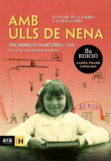 Pack 2 llibres: Amb ulls de nena + El xalet de Puigcerdà