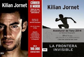 Pack Kilian Jornet (Ed. de Luxe): Córrer o morir + La frontera invisible