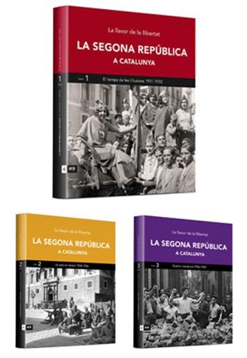 La Segona República a Catalunya