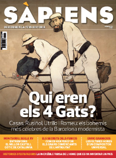 Qui eren els 4 Gats? Casas, Rusiñol, Utrillo i Romeu: els bohemis més cèlebres de la Barcelona modernista