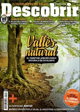 Vallès natural. El territori amb més parcs naturals de Catalunya