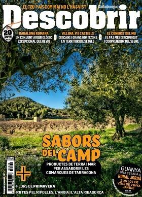 Sabors del Camp. Productes de terra i mar per assaborir les comarques de Tarragona