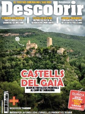 Castells del Gaià. 80 km de fortaleses medievals al Camp de Tarragona