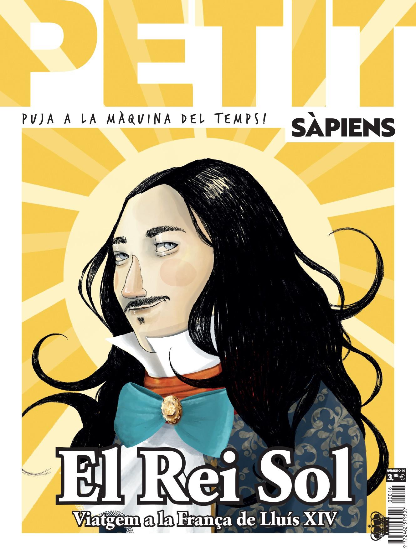 El Rei Sol. Viatgem a la França de Lluís XIV