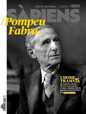 Pompeu Fabra, l'home del tramvia