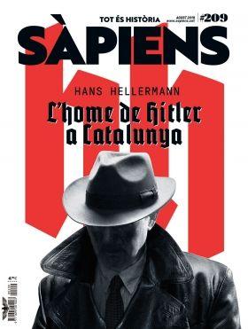 Hans Hellermann: l'home de Hitler a Catalunya