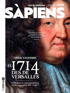 El 1714 des de Versalles i Madrid