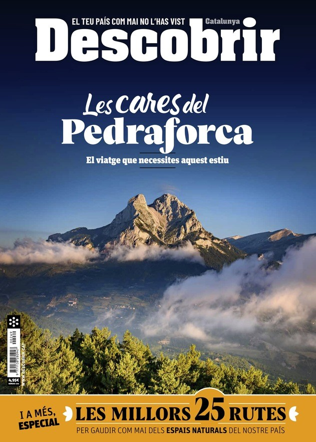 Les cares del Pedraforca