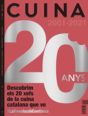 #LaRevolucióContinua Els 20 xefs de la cuina catalana que ve