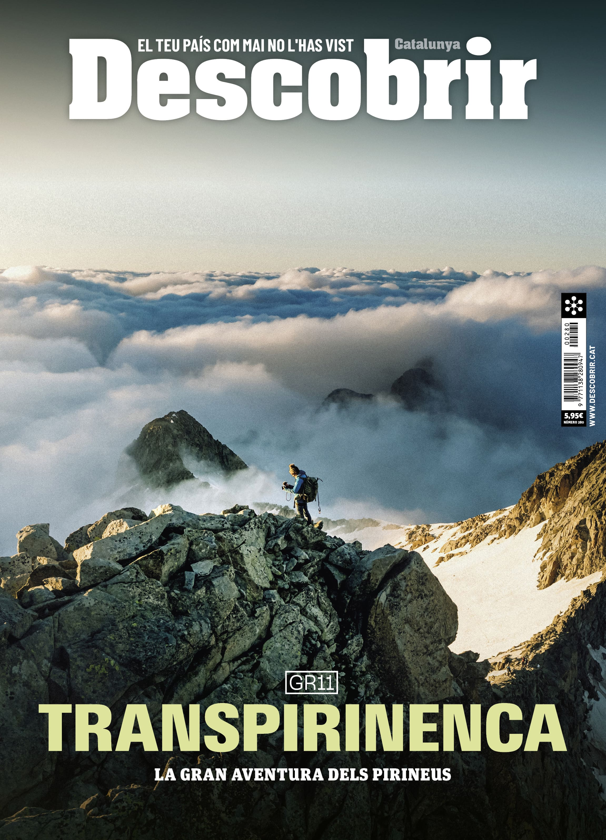 Transpirinenca, la gran aventura dels Pirineus